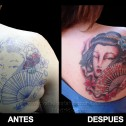 Tatuaje Geisha Cover