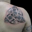 Tatuaje Simbolo Celta