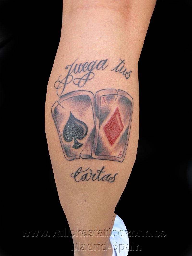 Triste poker