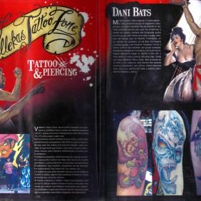 Entrevista Tattoo Magazine