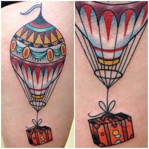 46-Perfectly-Lovely-Travel-Tattoo