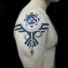 Tatuaje Simbologia Mitologica