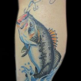 Tatuaje Pez