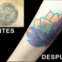 Tatuaje Cover Loto