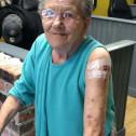 Se escapó de geriátrico para hacerse un tatuaje