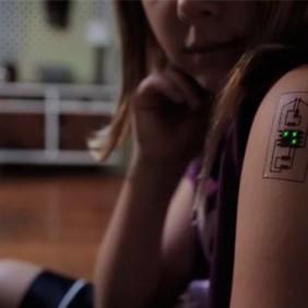 Las nuevas tecnologías adoptan los tatuajes